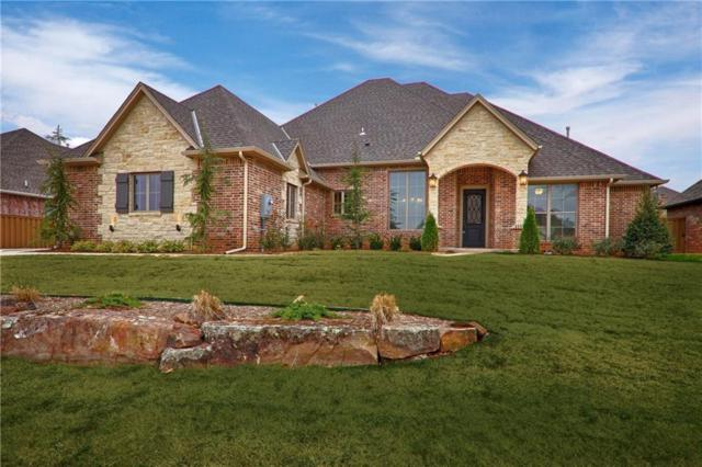 3216 Alpine Dr, Edmond, OK 73012 (MLS #811898) :: Meraki Real Estate