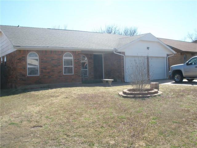 1012 NW 22, Moore, OK 73160 (MLS #811914) :: Meraki Real Estate