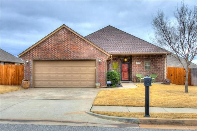 3908 Wickersham Drive, Edmond, OK 73013 (MLS #811917) :: Meraki Real Estate
