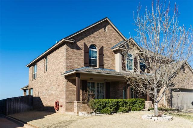 6005 NW 162nd Street, Edmond, OK 73013 (MLS #811932) :: Meraki Real Estate