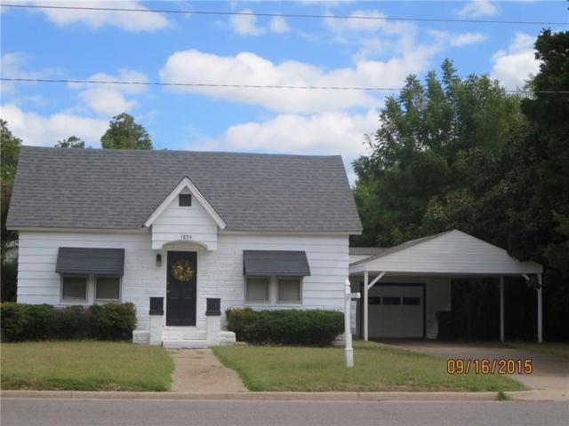1854 Church Avenue, Harrah, OK 73045 (MLS #811934) :: KING Real Estate Group