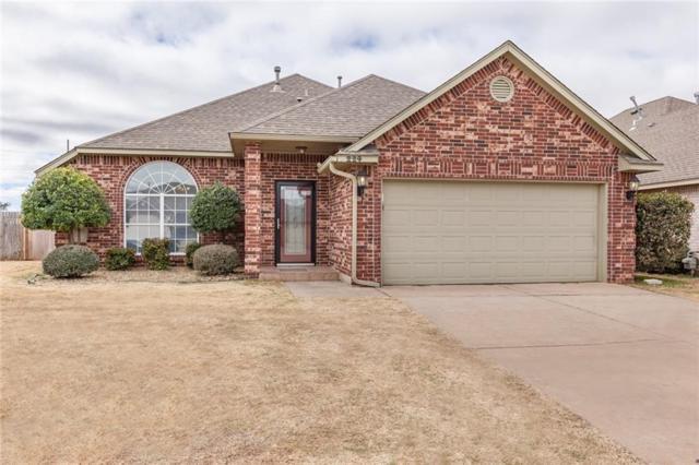 224 SW 132nd Street, Oklahoma City, OK 73170 (MLS #811941) :: Meraki Real Estate