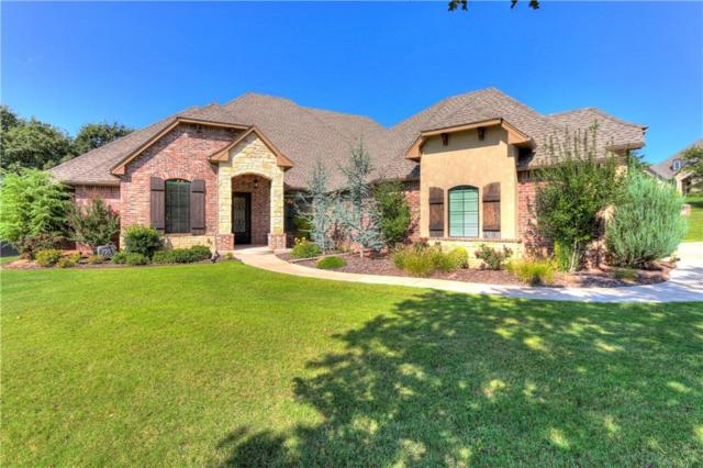 2462 Vellano Lane, Edmond, OK 73034 (MLS #811944) :: Meraki Real Estate