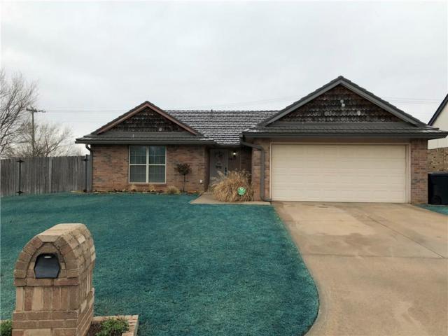 9617 S Land Avenue, Oklahoma City, OK 73159 (MLS #811974) :: Homestead & Co