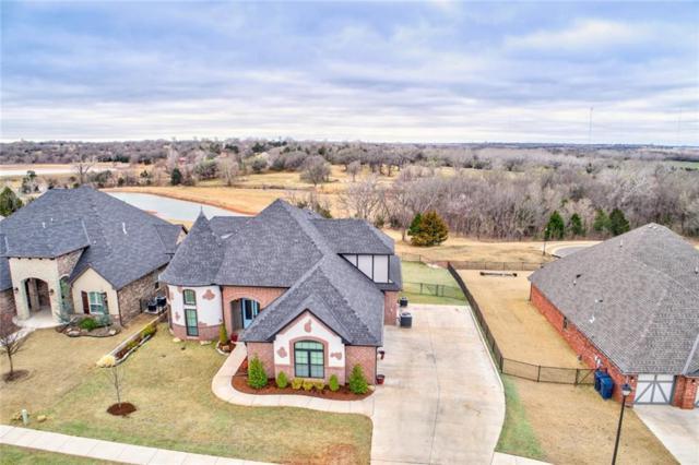 10513 Concord Drive, Oklahoma City, OK 73151 (MLS #811978) :: Homestead & Co