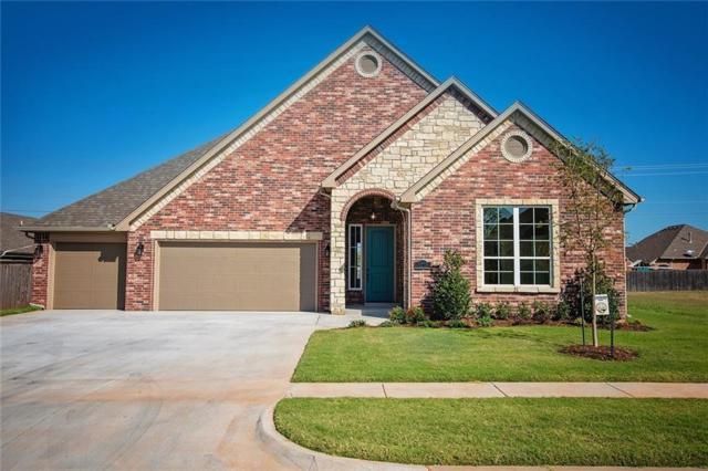 6013 NW 157th Street, Edmond, OK 73013 (MLS #811991) :: Barry Hurley Real Estate