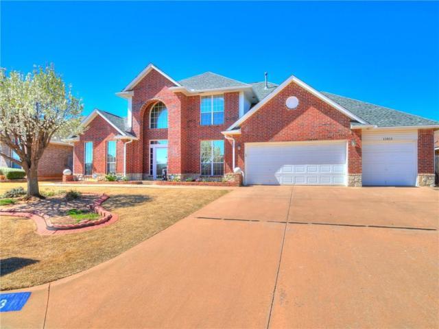 11813 Blue Haven, Oklahoma City, OK 73162 (MLS #812020) :: Homestead & Co