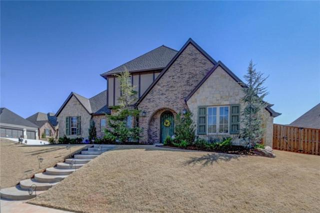 2800 Rustic Road, Edmond, OK 73034 (MLS #812021) :: Wyatt Poindexter Group