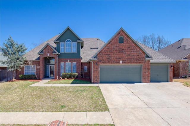 11408 Condor Terrace, Oklahoma City, OK 73162 (MLS #812044) :: Homestead & Co