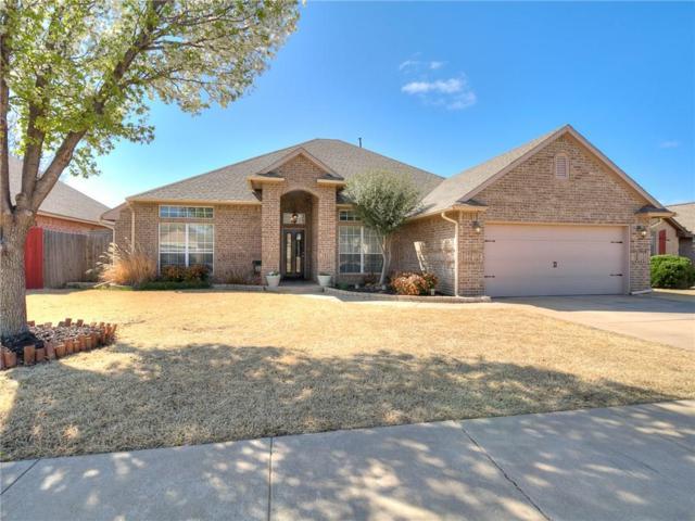 7524 NW 132nd Street, Oklahoma City, OK 73142 (MLS #812065) :: Homestead & Co
