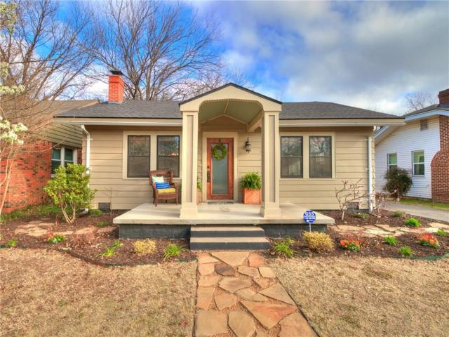 2031 NW 17th Street, Oklahoma City, OK 73106 (MLS #812078) :: Homestead & Co