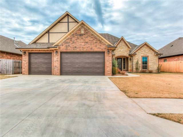 4912 SW 130th, Oklahoma City, OK 73173 (MLS #812100) :: Homestead & Co
