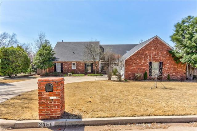 3360 Stonybrook Road, Oklahoma City, OK 73120 (MLS #812175) :: Wyatt Poindexter Group