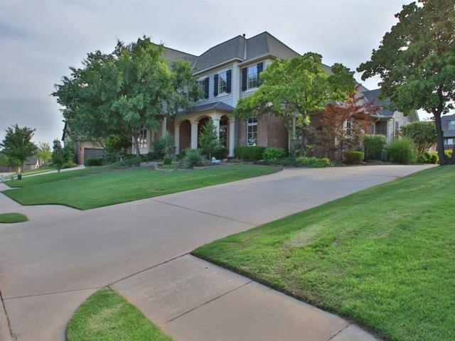 4325 The Ranch Road, Edmond, OK 73034 (MLS #812232) :: Wyatt Poindexter Group