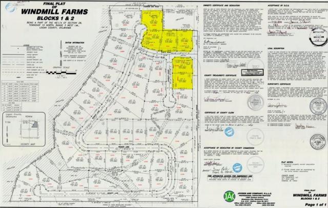 12425 Memory Lane, Oklahoma City, OK 73025 (MLS #812266) :: Homestead & Co