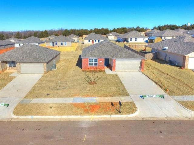 1724 Eighty-Niner Terrace, El Reno, OK 73036 (MLS #812306) :: Wyatt Poindexter Group
