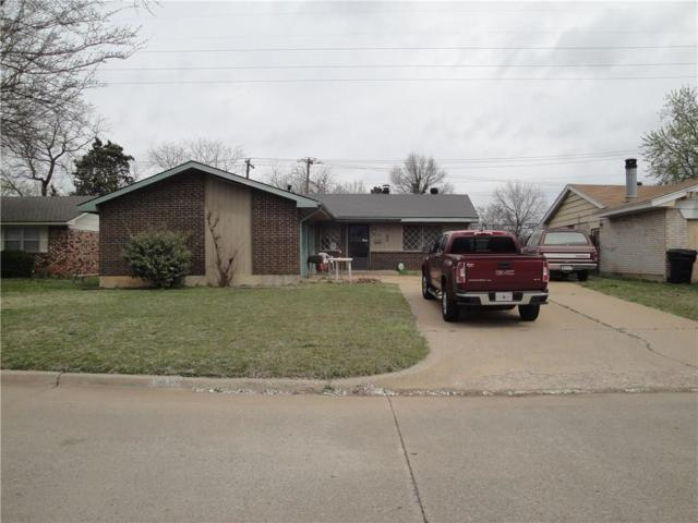 1337 SW 81st Place, Oklahoma City, OK 73159 (MLS #812370) :: Wyatt Poindexter Group