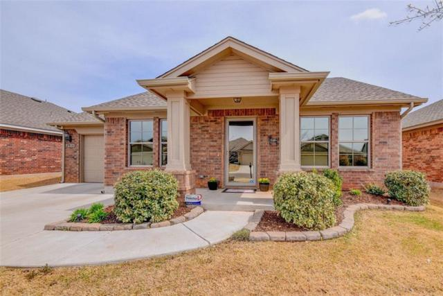 2915 Trailwood Drive, Norman, OK 73069 (MLS #812377) :: KING Real Estate Group