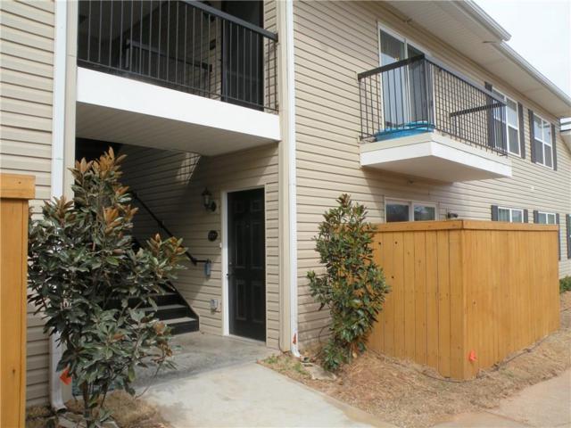 3200 W Britton #109 Road #109, Oklahoma City, OK 73120 (MLS #812380) :: Barry Hurley Real Estate