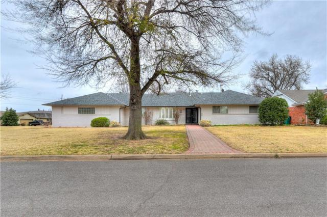 3041 Cornwall Place, Oklahoma City, OK 73120 (MLS #812507) :: Barry Hurley Real Estate