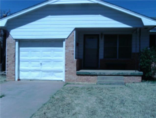 605 Mars Street, Altus, OK 73521 (MLS #812519) :: Wyatt Poindexter Group