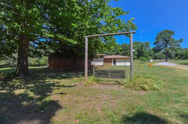 13820 E Stella, Newalla, OK 74857 (MLS #812554) :: Barry Hurley Real Estate