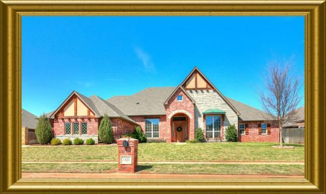 1421 NW 187th Street, Edmond, OK 73012 (MLS #812567) :: Barry Hurley Real Estate