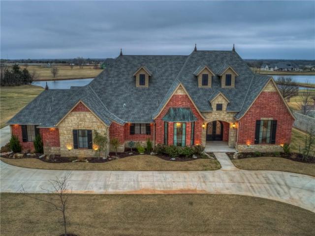 21764 Villagio Drive, Edmond, OK 73012 (MLS #812604) :: Barry Hurley Real Estate