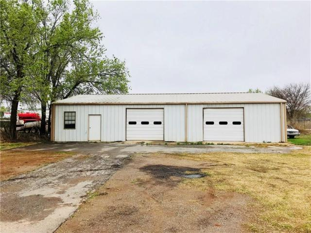 1021 S Main Street, Elk City, OK 73644 (MLS #812641) :: Barry Hurley Real Estate