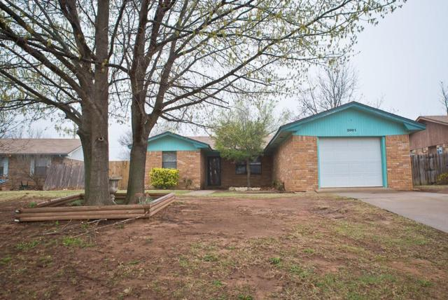 3001 W Montana, Chickasha, OK 73018 (MLS #812658) :: Wyatt Poindexter Group