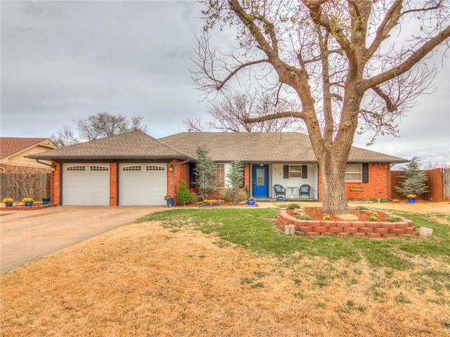 717 Park Drive, Yukon, OK 73099 (MLS #812685) :: Barry Hurley Real Estate