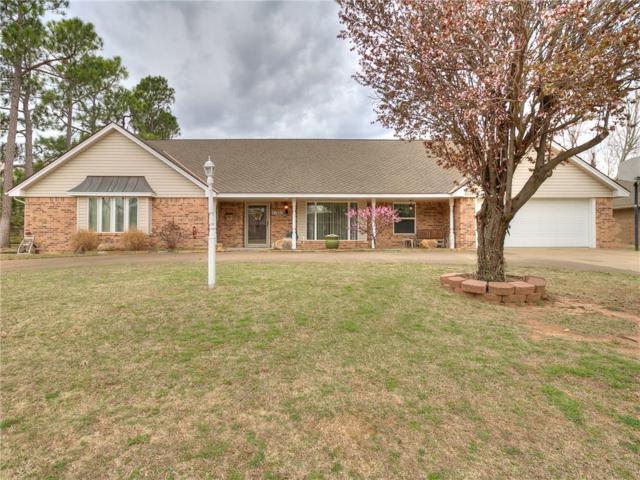408 Thorton Drive, Norman, OK 73069 (MLS #812788) :: KING Real Estate Group