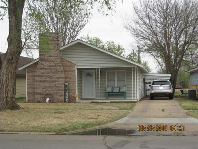 518 N Main Street, Elk City, OK 73644 (MLS #812839) :: Homestead & Co
