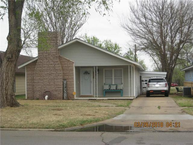 518 N Main Street, Elk City, OK 73644 (MLS #812839) :: Wyatt Poindexter Group