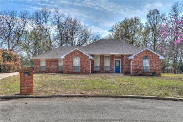 1010 Woodbrook Dr., Purcell, OK 73080 (MLS #812858) :: Meraki Real Estate