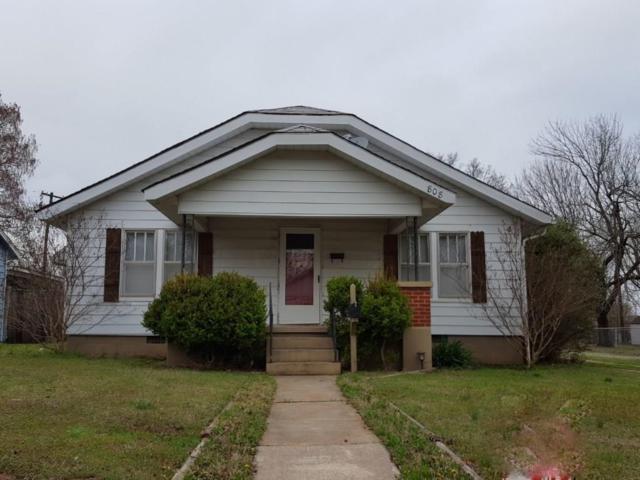 808 W Wilson Avenue, Seminole, OK 74868 (MLS #812898) :: Wyatt Poindexter Group