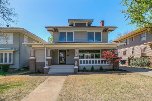 1440 NW 34th Street, Oklahoma City, OK 73118 (MLS #812972) :: UB Home Team