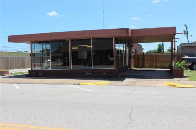 512 W Main, Stroud, OK 74079 (MLS #813022) :: Barry Hurley Real Estate