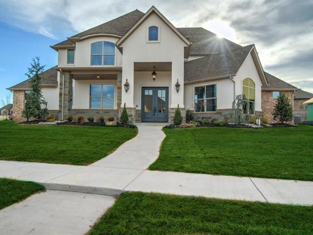 608 Newport Bridge Drive, Edmond, OK 73034 (MLS #813069) :: Barry Hurley Real Estate