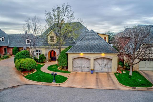 14705 Hollyhock Drive, Oklahoma City, OK 73142 (MLS #813146) :: Homestead & Co