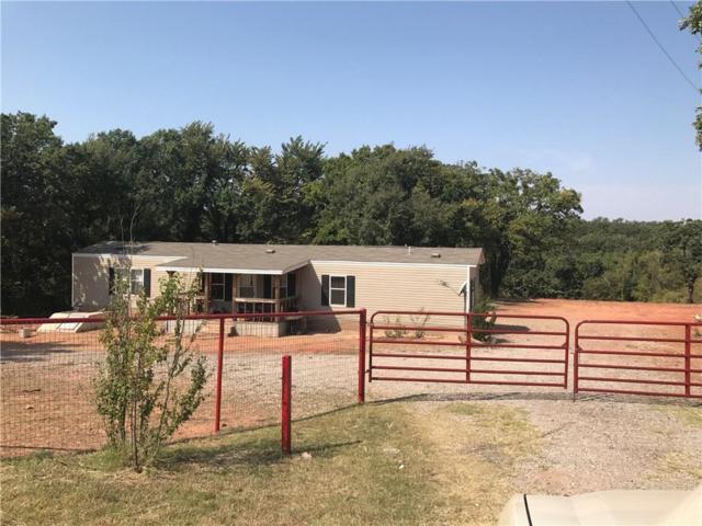 10301 S Douglas Boulevard, Guthrie, OK 73044 (MLS #813169) :: Wyatt Poindexter Group