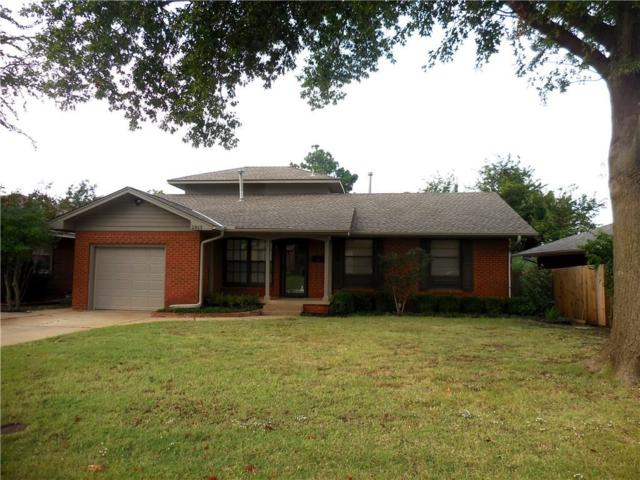2813 NW 67th Street, Oklahoma City, OK 73116 (MLS #813190) :: Erhardt Group at Keller Williams Mulinix OKC