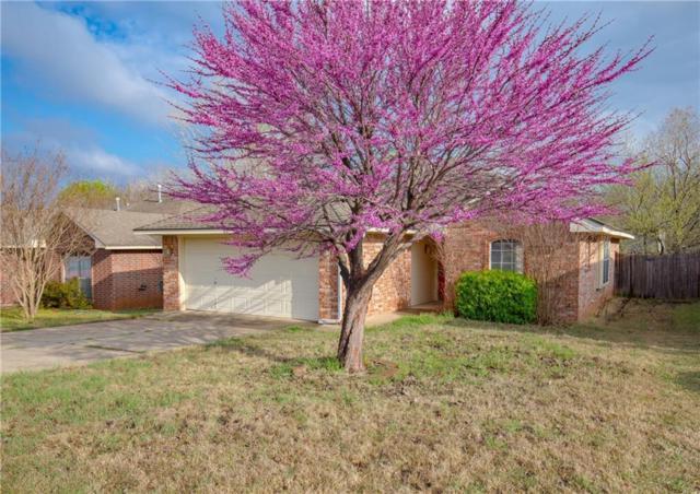 801 Tioga Circle, Norman, OK 73071 (MLS #813203) :: Barry Hurley Real Estate