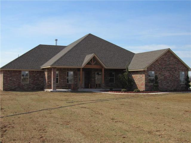 15301 SW 94th, Mustang, OK 73064 (MLS #813237) :: KING Real Estate Group