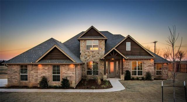 4501 Quartz Ridge, Oklahoma City, OK 73179 (MLS #813277) :: Wyatt Poindexter Group