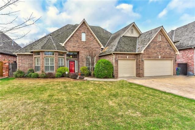 4508 Greystone, Norman, OK 73072 (MLS #813287) :: KING Real Estate Group