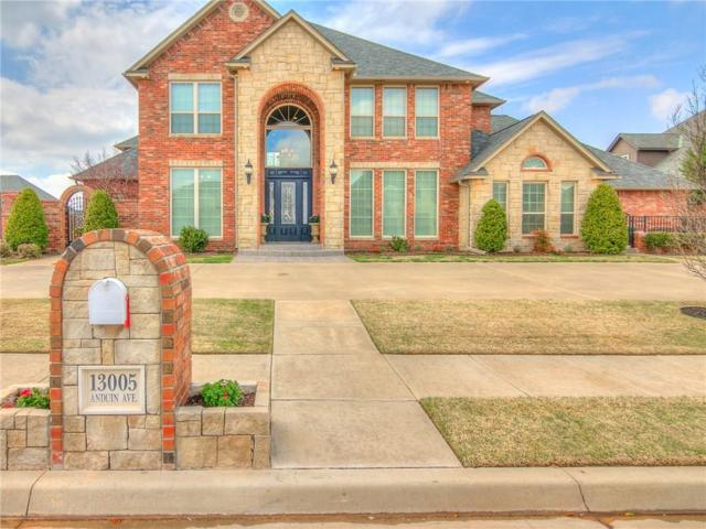 13005 Anduin, Oklahoma City, OK 73170 (MLS #813290) :: Wyatt Poindexter Group