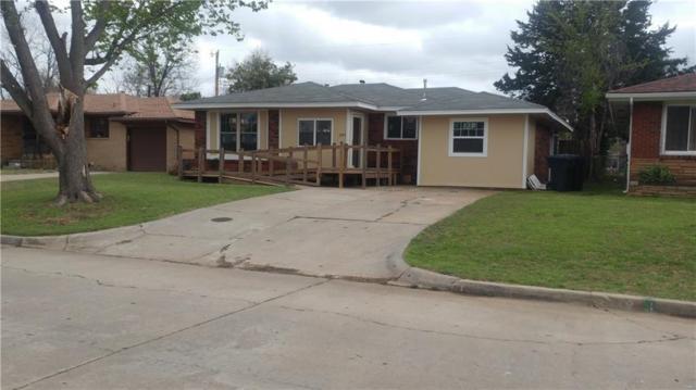 2712 SW 49th Street, Oklahoma City, OK 73119 (MLS #813323) :: Wyatt Poindexter Group