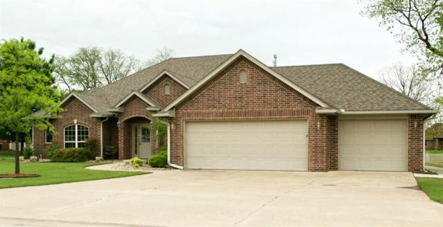 1511 Pecan Crossing, Shawnee, OK 74804 (MLS #813324) :: UB Home Team