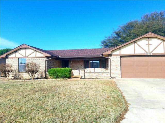 901 Cambridge Drive, Altus, OK 73521 (MLS #813359) :: Barry Hurley Real Estate